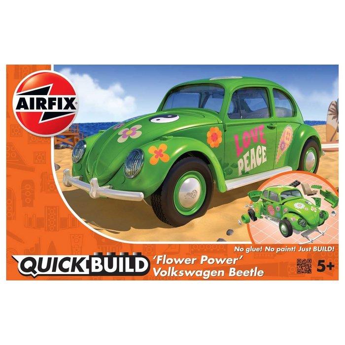 QUICKBUILD VW Beetle Flower-Power