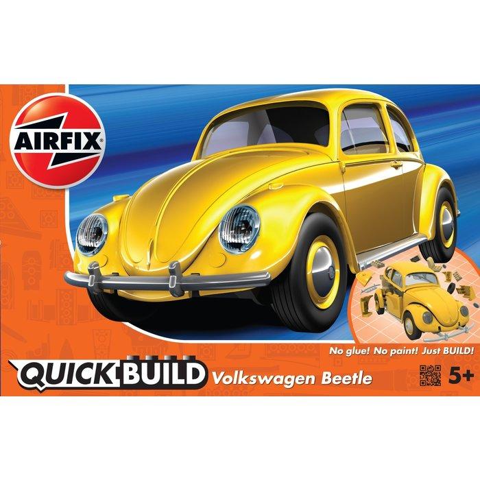 QUICKBUILD VW Beetle - Yellow