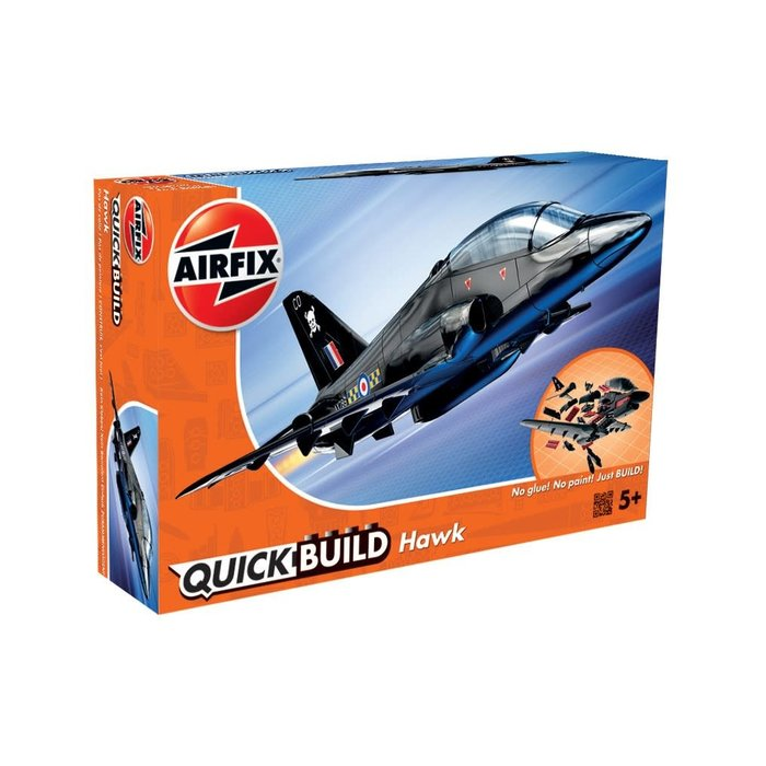 QUICKBUILD BAE Hawk