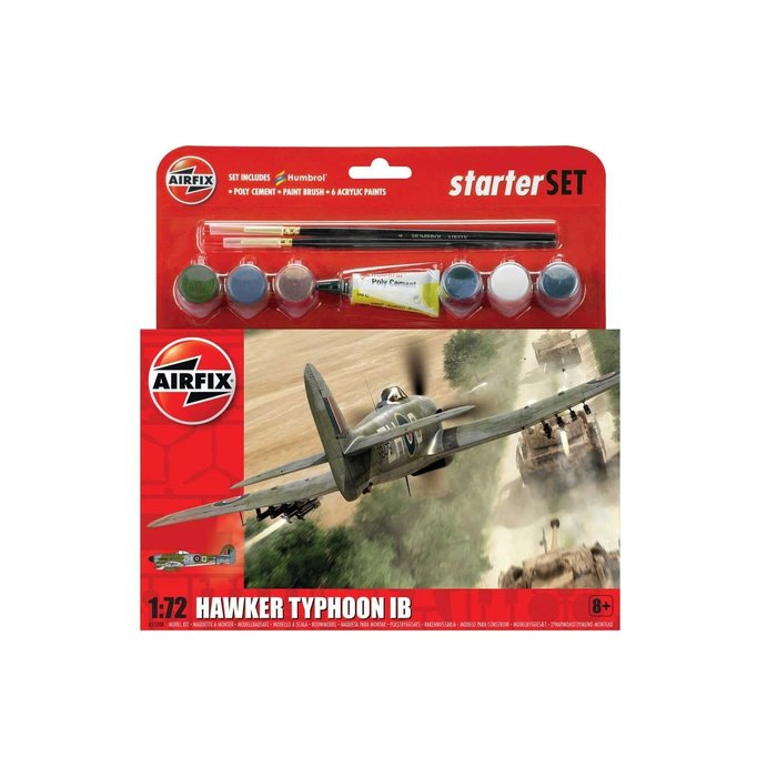 Medium Starter Set - Hawker Typhoon Ib
