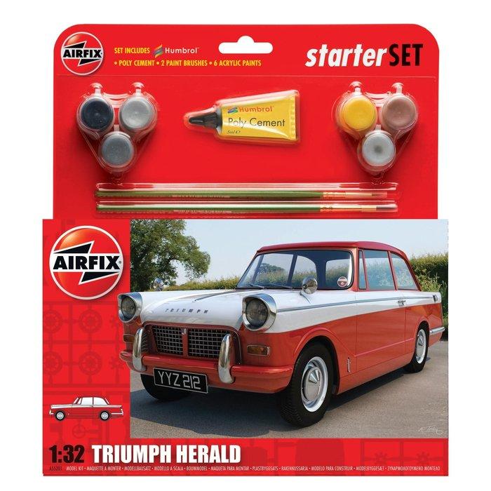 Medium Starter Set - Triumph Herald