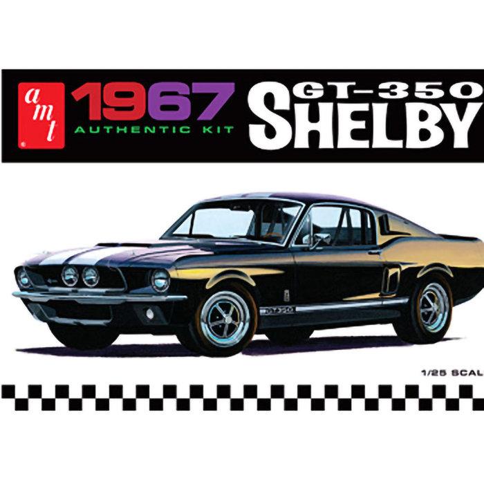 1967 Shelby GT350 (Black)