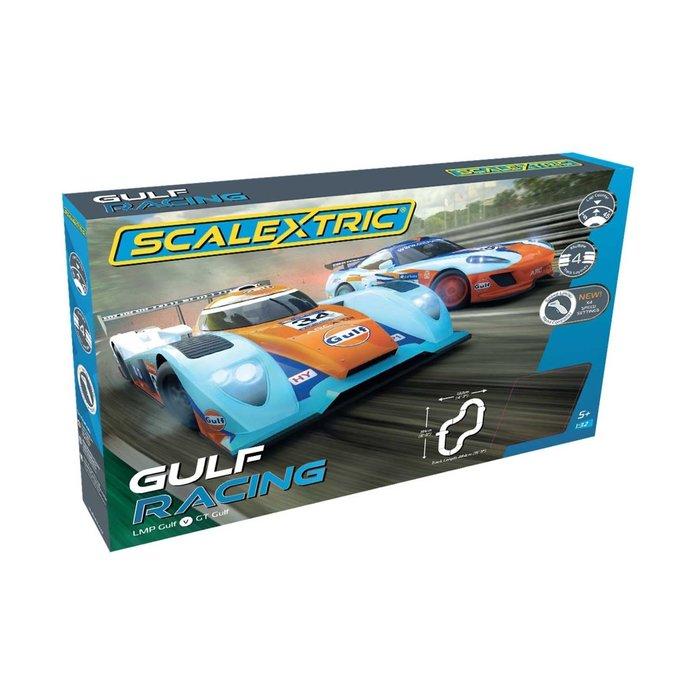 Gulf Racing (Team GT Gulf v Team LMP Gulf)