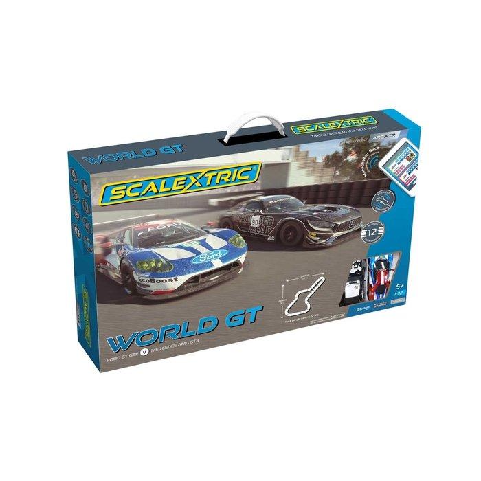 ARC AIR World GT (Mercedes AMG GT3 v Ford GT GTE)