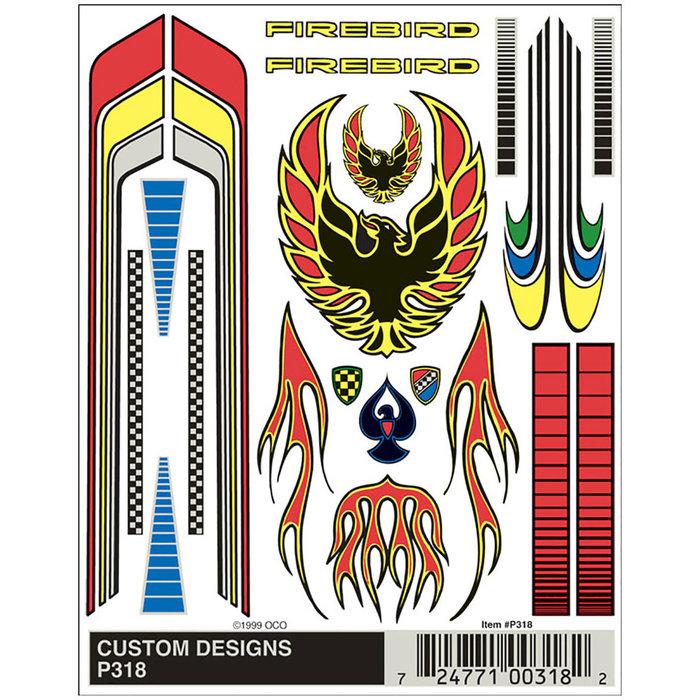 Dry Transfer/Custom Designs