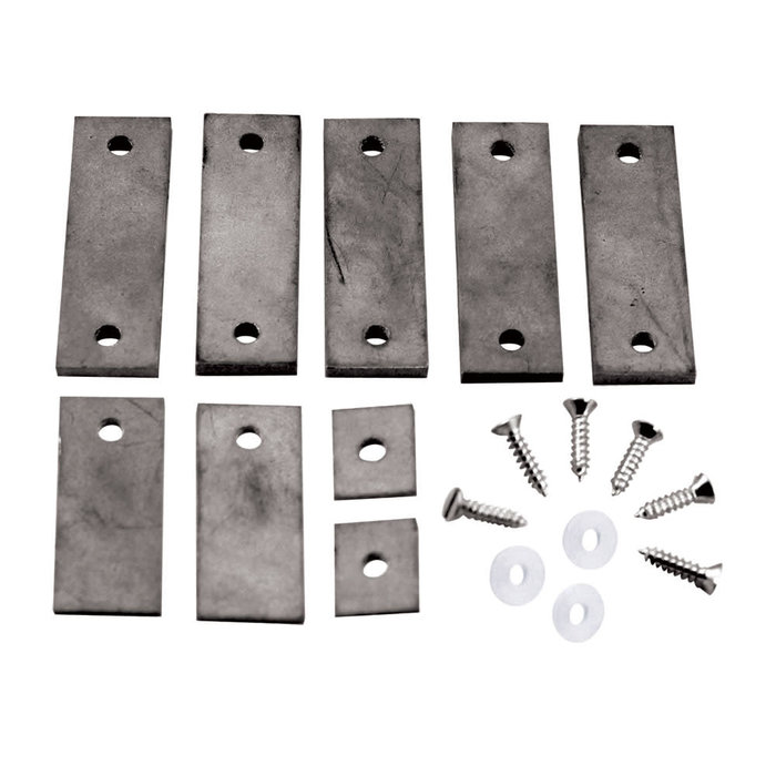 Tungsten Incremental Plate Weights 3 oz.