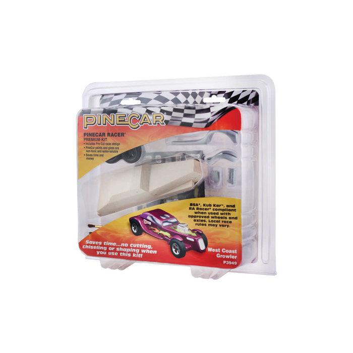 WestCoastGrowler Premium Racer Kit