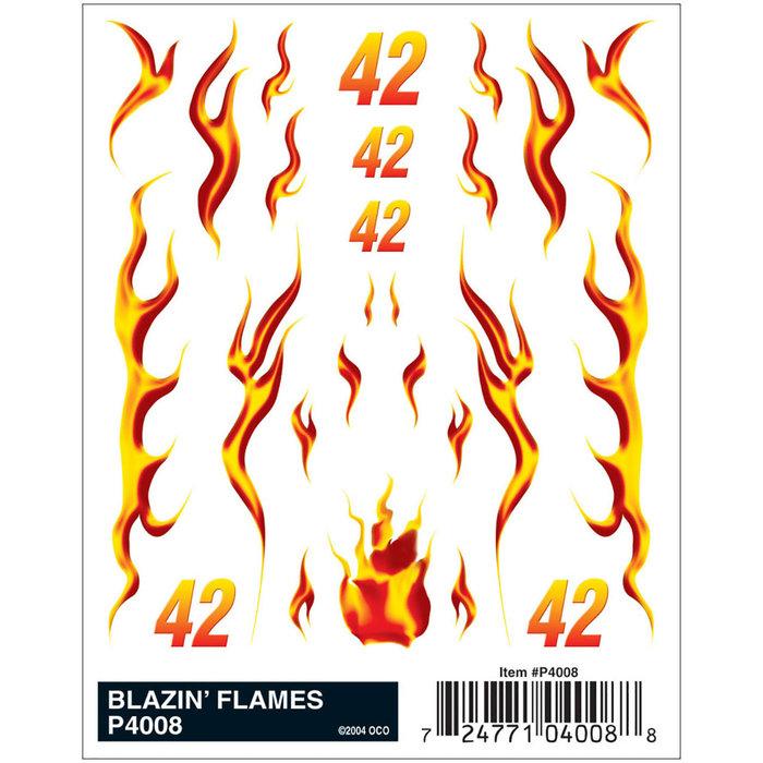 Dry Transfer/Blazin'Flames