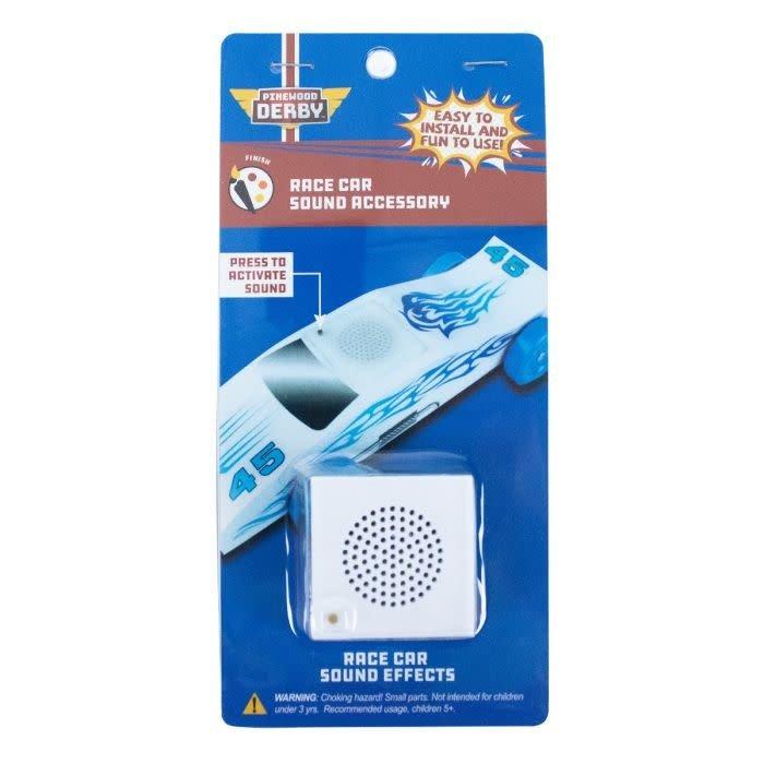Derby Race Car Sound Kit