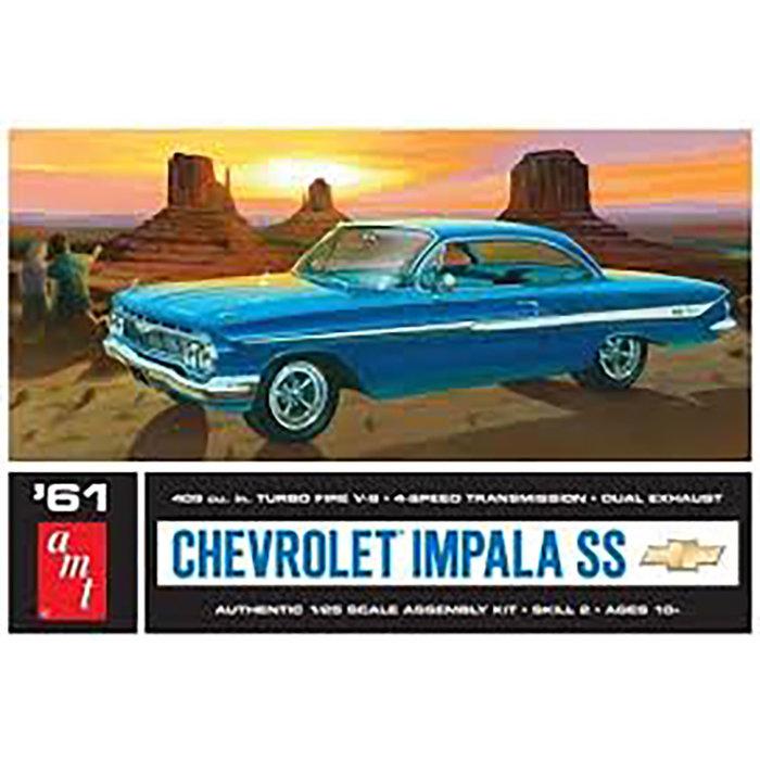 1/25 1961 Chevy Impala SS
