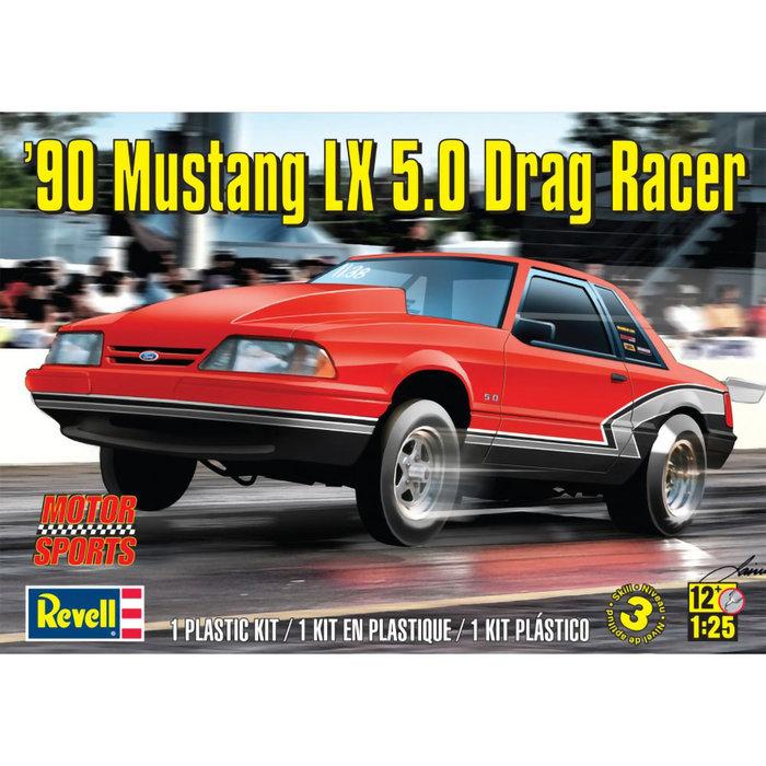 90 Mustang Lx 5.0 Drag Racer sk3
