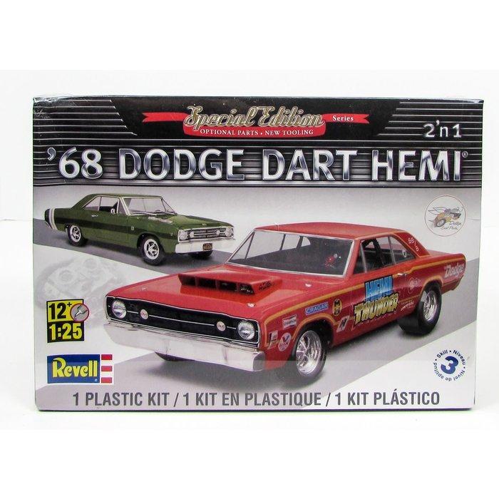 68 Dodge Hemi Dart 2n1 1/25