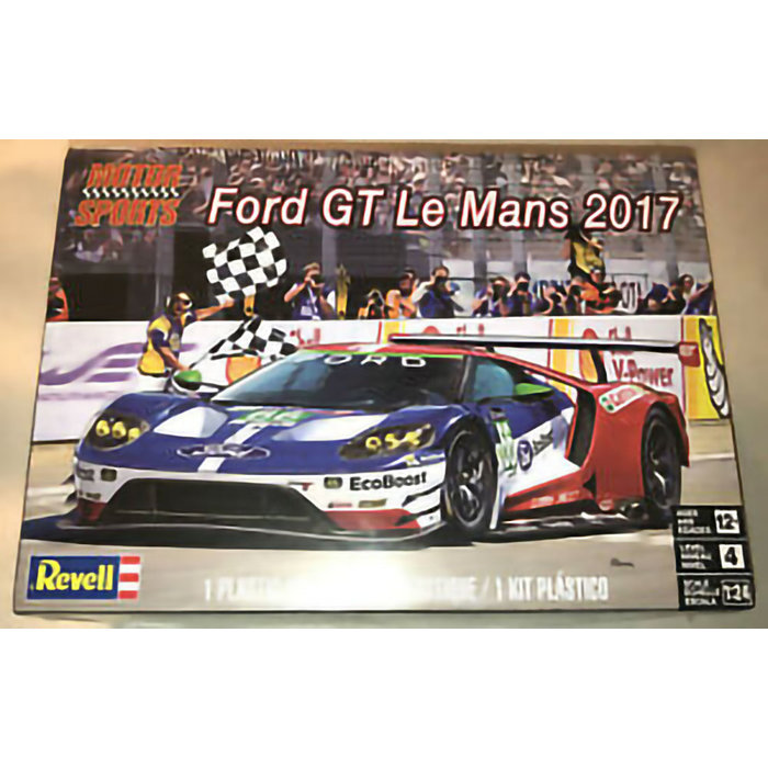 Ford GT Le Mans Skill 4