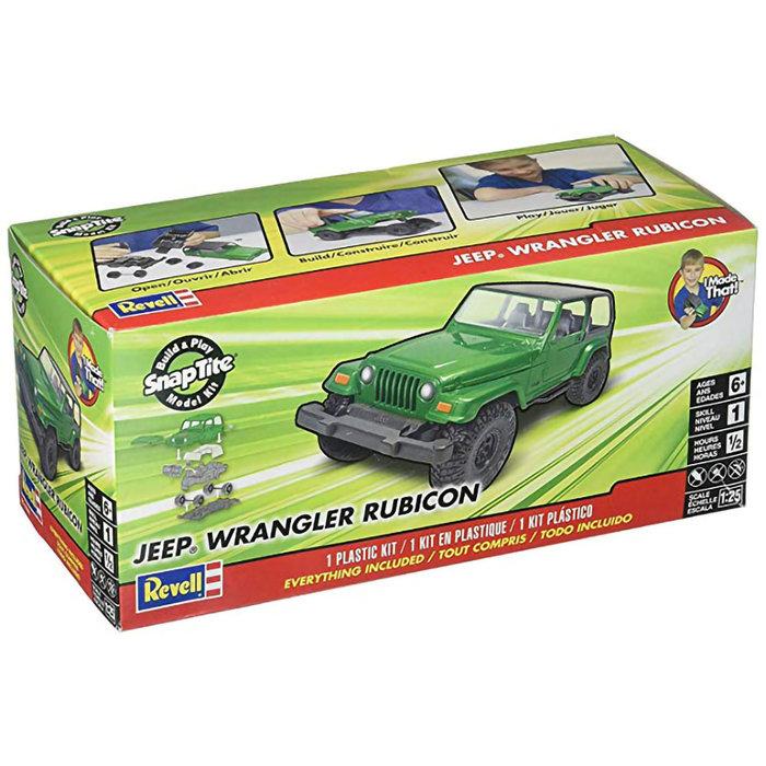 SNAP Jeep Wrangler Rubicon sk1