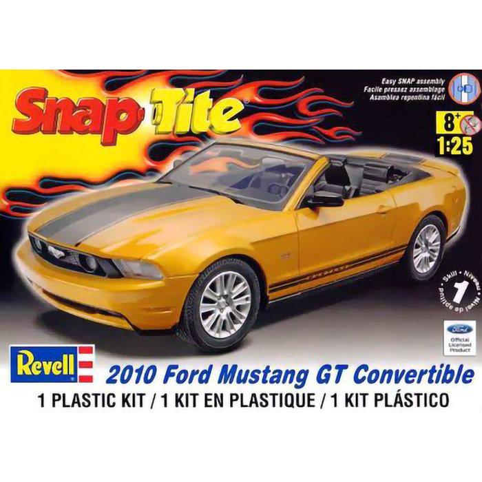 SNAP 2010 Ford Mustang Convertible sk1