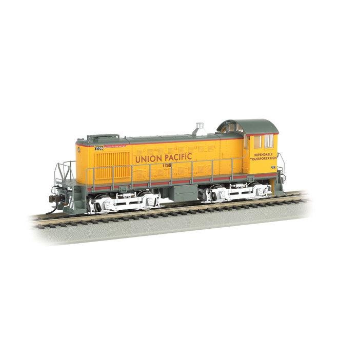 N S-4 Diesel UP #1156/DCC