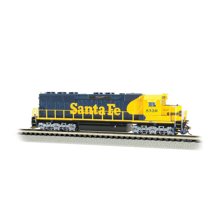 N SD45 Diesel SF #5320/DCC Sound