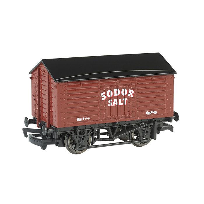 HO TTT Sodor Salt Wagon