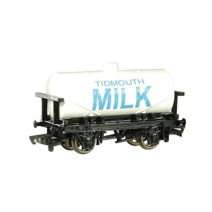 HO TTT Tidmouth Milk Tank Car