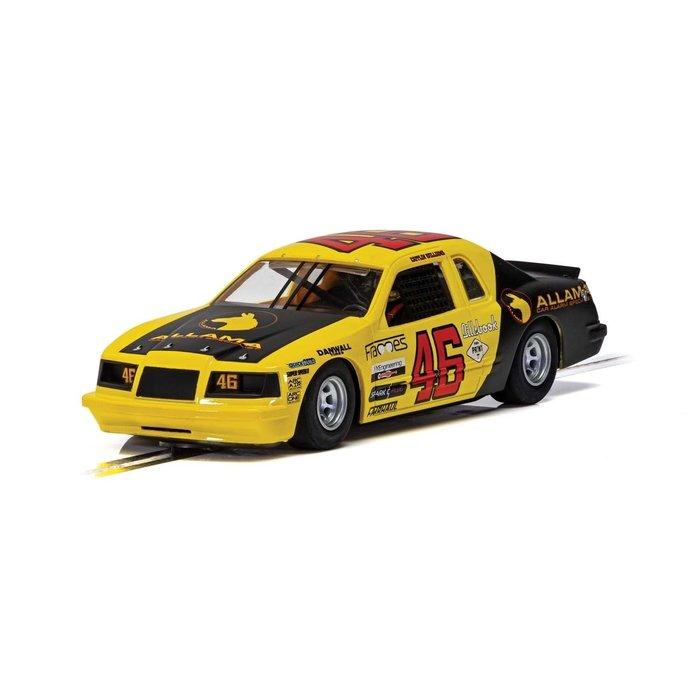 Ford Thunderbird - Yellow & Black No.46