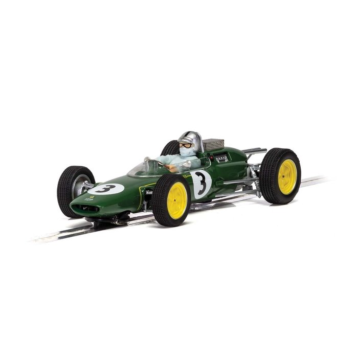 Lotus 25 - Monaco GP 1963 - Jack Brabham