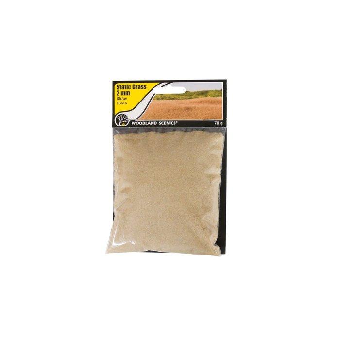 Static Grass Straw 2mm
