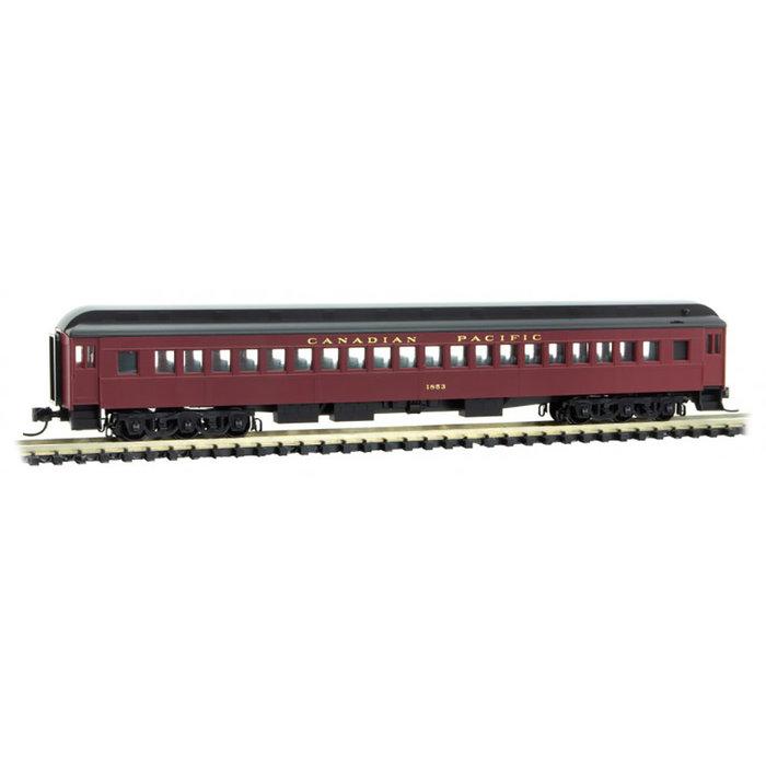 N 78' Single-window Coach CP #1853