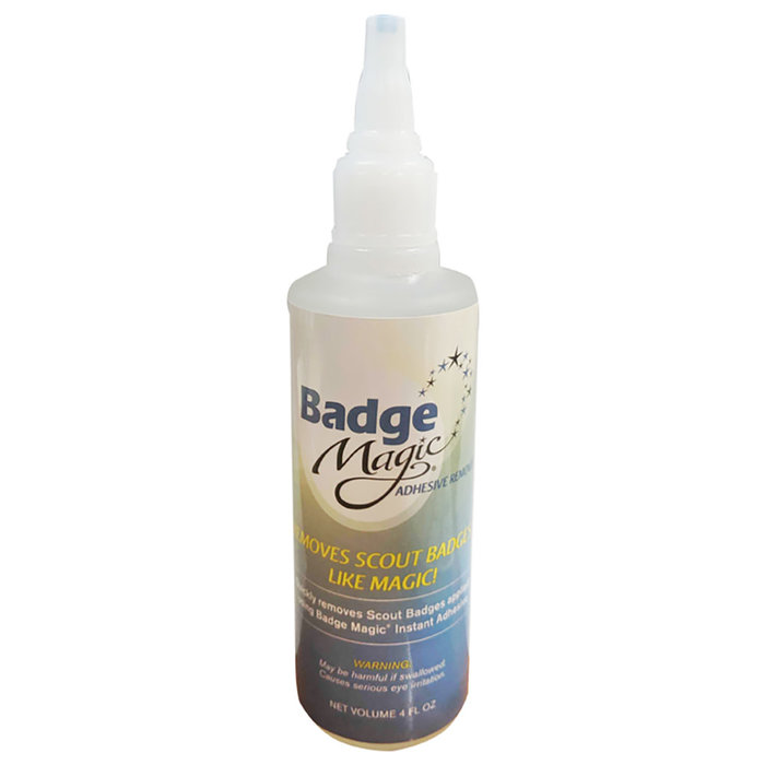 Badge Magic Adhesive Remover