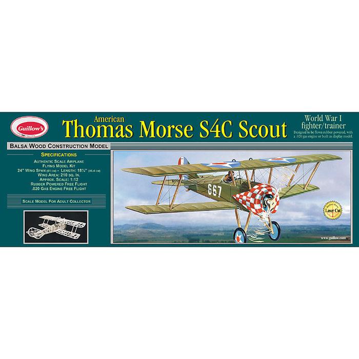 Thomas Morse S4C Scout LaserCut