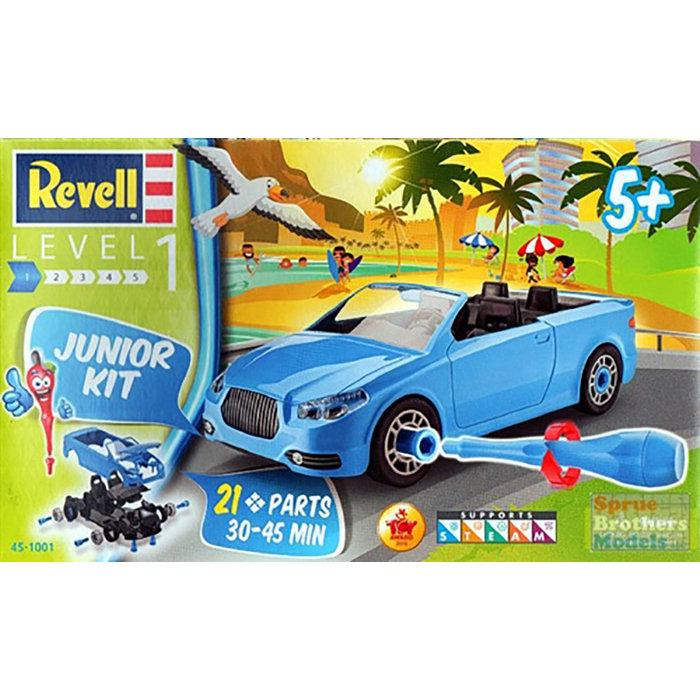 Revell Jr. Roadster Convertible Skill 0
