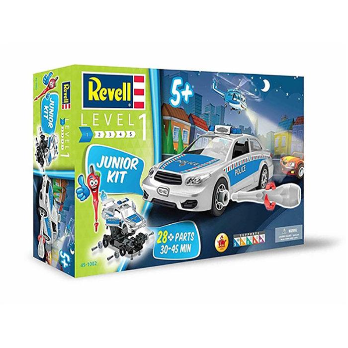 Revell Jr. Police Car Skill 0