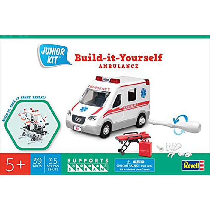 Revell Jr. Ambulance Skill 0