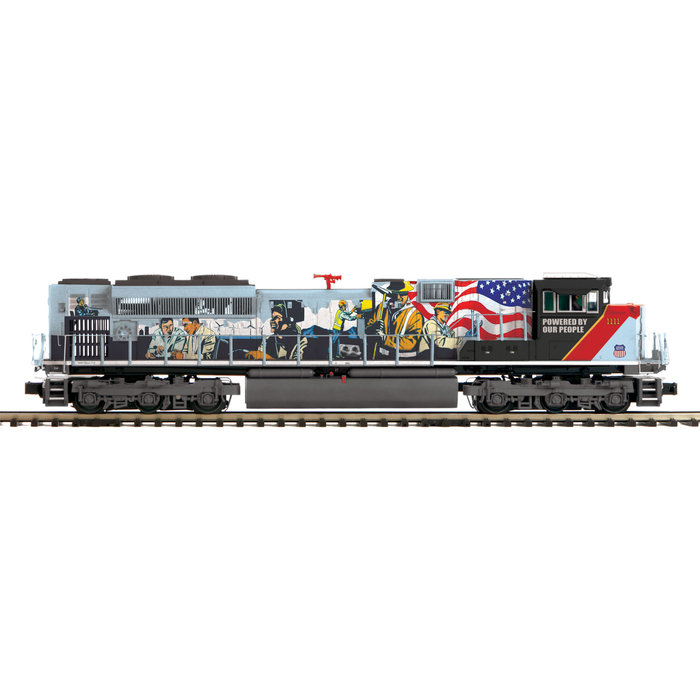 MTH 20-21264-1 O UP (Powered by the People) SD70ACe w/PS3