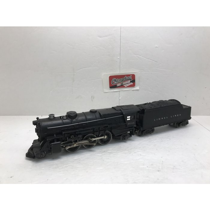 Lionel O 2025 2-6-2 W/2466WX Tender (No Box)