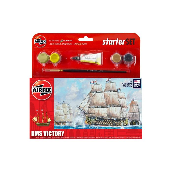 Small Starter Set - HMS Victory