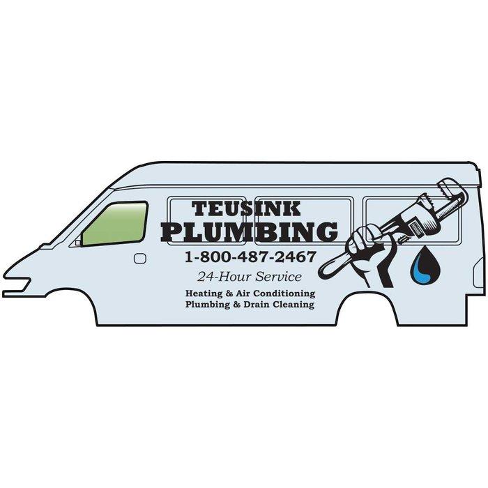HO Service & Delivery Vans Teusink Plumbing