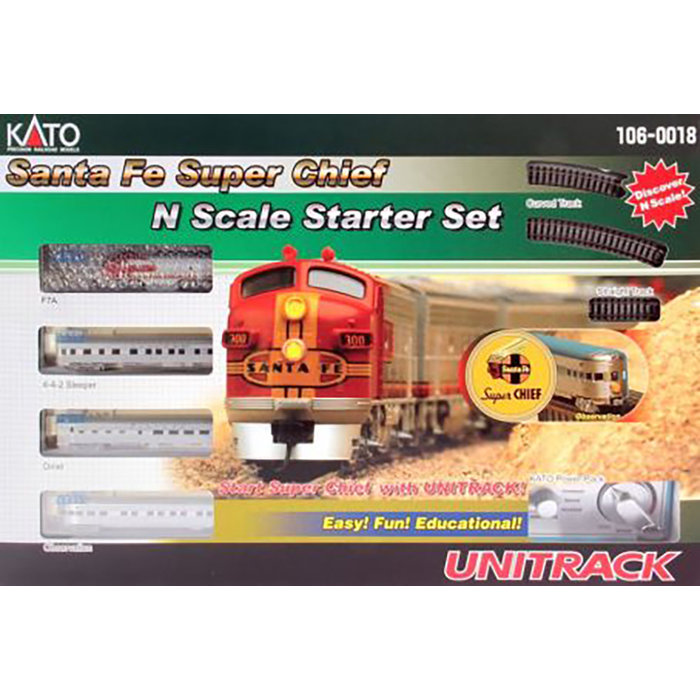 N SF 'Super Chief' Starter Set