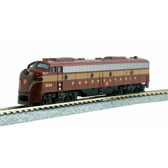 N E8A Diesel PRR #5887