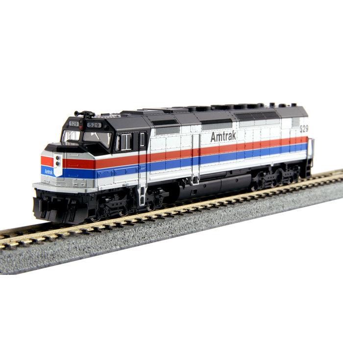 N SDP40F Diesel Amtrak PhII #529