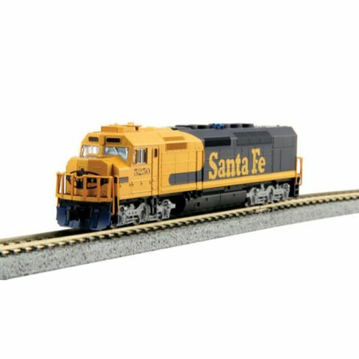 N SDP40F Diesel SF #5250/Yellow Bonnet