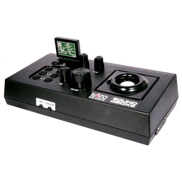 Analog Sound Box w/EMD 1st Generation Diesel Sound