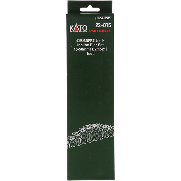 N 15-50mm Incline Pier Set