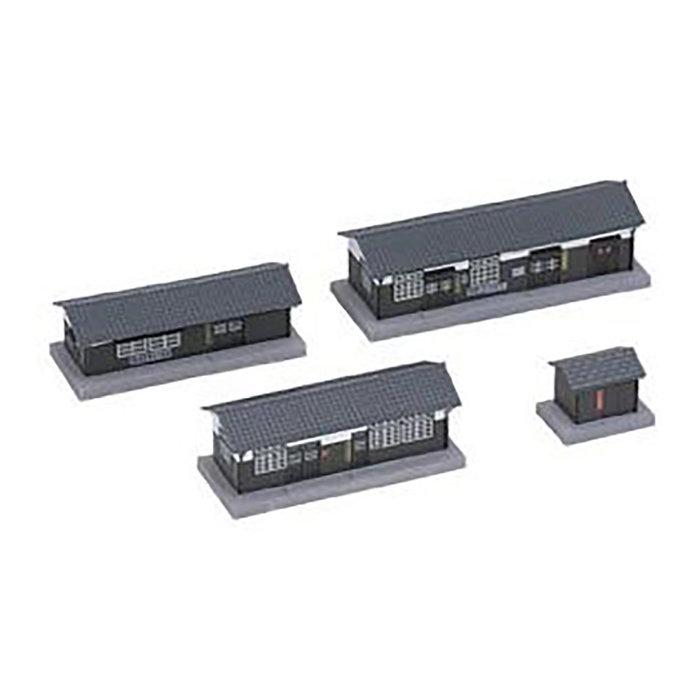 N Yard Buildings