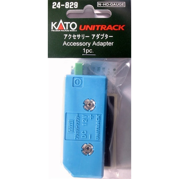 N Accessory Adapter