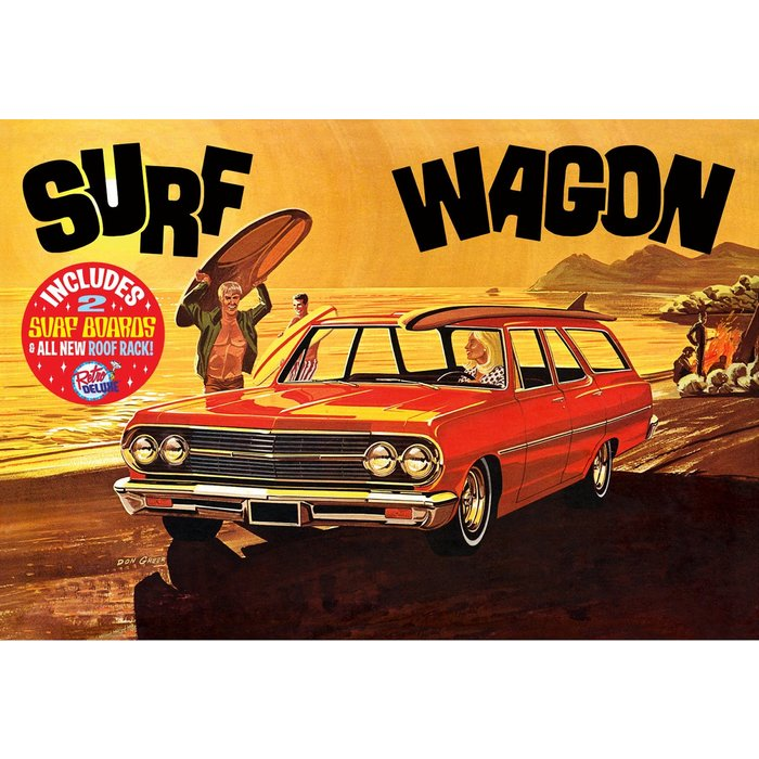 1965 Chevelle Surf Wagon Skill 2