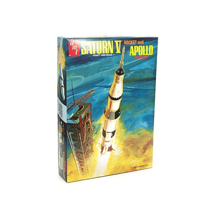 Saturn V Rocket Skill 2