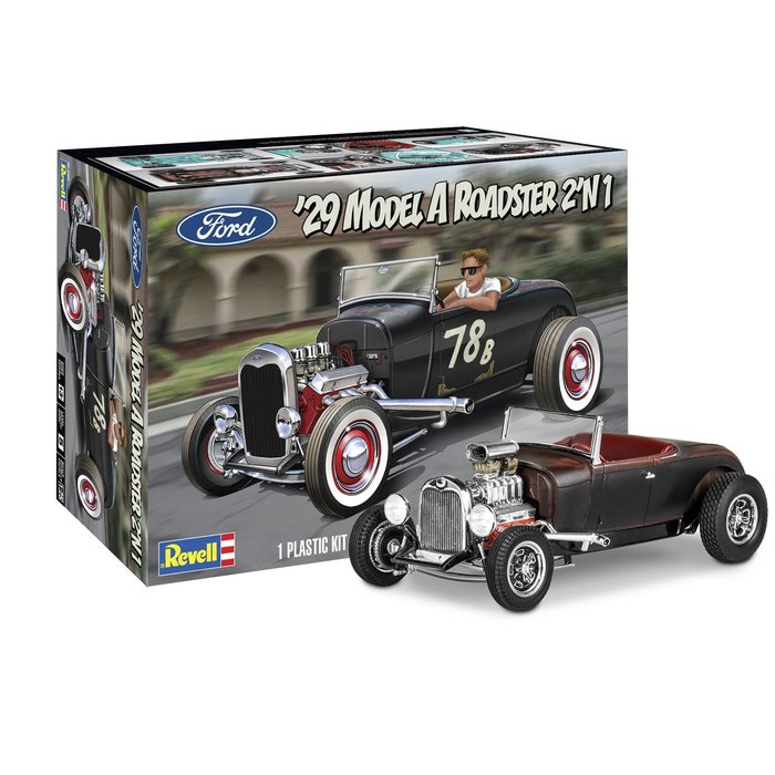 29 Ford Model A Roadster Skill 5