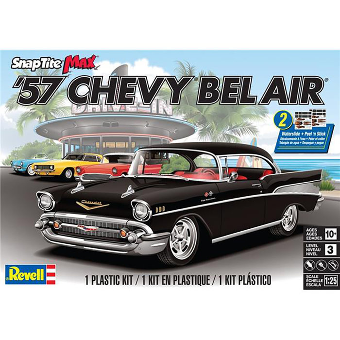 57 Chevy Bel Air Skill 3