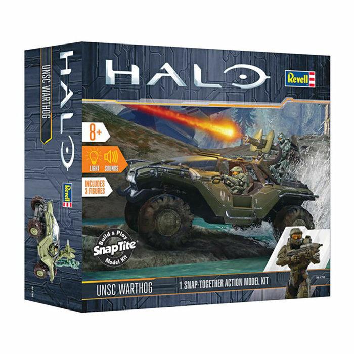 Halo Unsc Warthog Skill 2