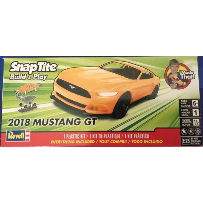 SNAP 2018 Mustang Gt Skill 2